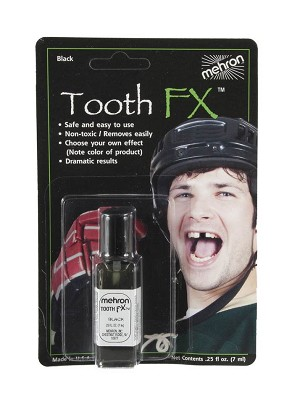 Mehron Tooth F-X- Black