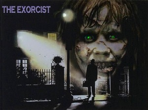Exorcist Light-Up Portrait