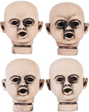 Bag of Doll Heads