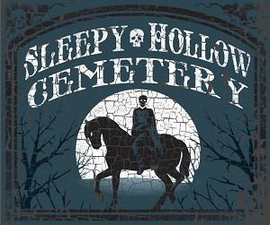 Sleepy Hollow Cemetary Sign