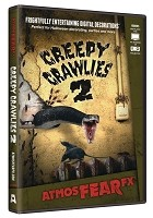 AtmosfearFX Creepy Crawlies DVD