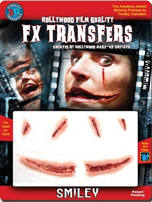 3D FX Smiley Transfer