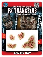 3D FX Zombie Rot Transfer