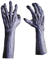 Super Werewolf Hands - Grey