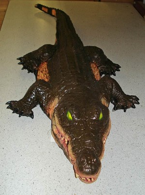 4 Foot Swamp Gator Prop
