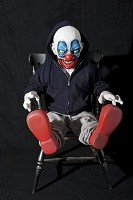 Giggles Animated Clown Prop