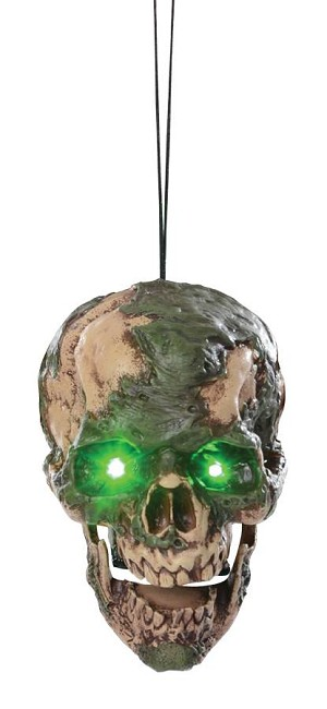 Undead Fred Hanging Head