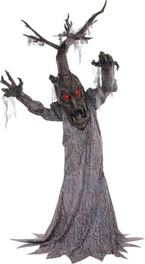 7 Ft Animated Haunted Deadwood Tree Prop