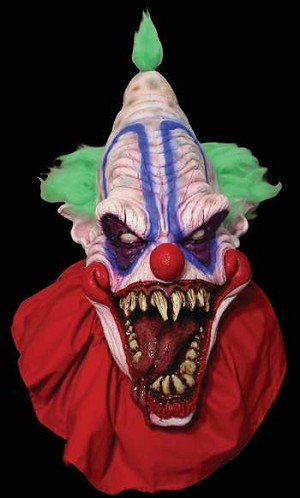 Big Top Clown Mask