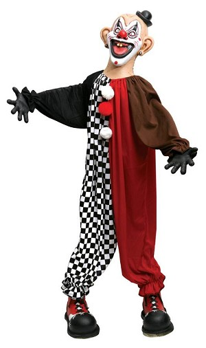 45'' Poseable Clown Prop