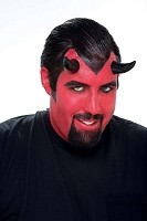 Demon Horns Black