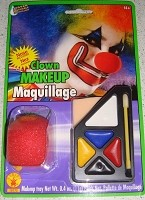 Deluxe Clown Makeup