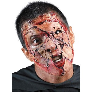 Stitched Face Foam Latex Appliance