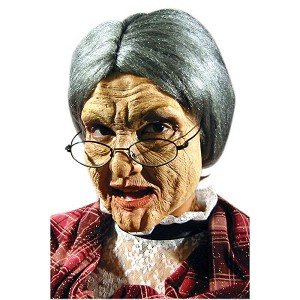 Old Woman Foam Latex Appliance