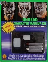 Undead Character Makeup Kit
