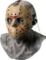 Deluxe Jason - Grey Face
