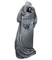 4 Ft. Vanatter Tombstone
