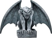 Gargoyle - Large Wall Mount Halloween Prop