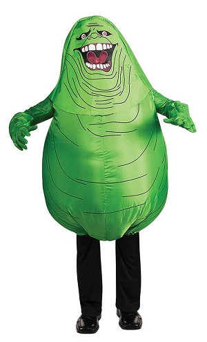 Ghostbusters Slimer Inflatiable Costume