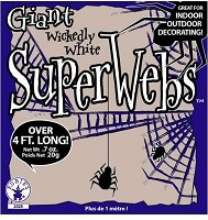 Stretchable Spiderwebs - Small