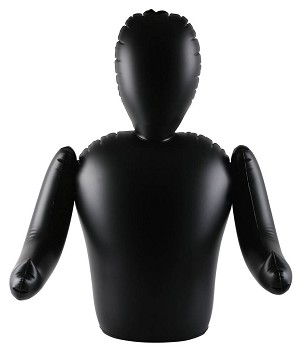 Inflatable Half Body Mannequin