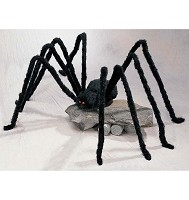 7.5 ft. Giant Black Spider