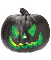 Black Jack Pumpkin w/Green