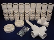 Prop Builder's Adjustable PVC Joint Kit