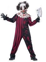 Killer Klown Costume - Child