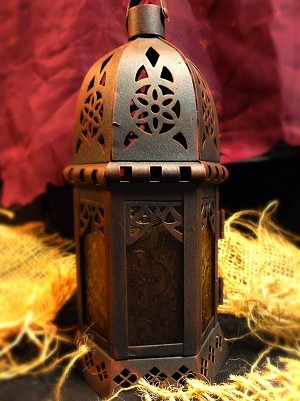 Haunted Lantern Prop