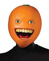 Annoying Orange - Orange Mask