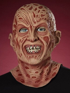 Deluxe Freddy Latex Mask