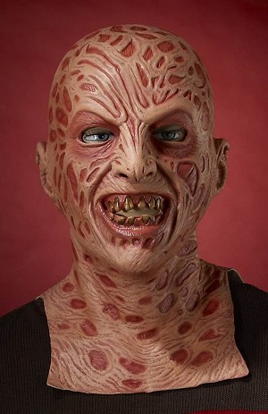 Freddy Krueger Collectors Edition Mask