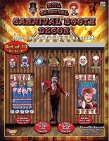 Evil Carnival Booth D�cor