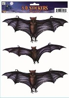 3D Window Sticker - Bat