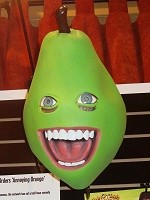 Annoying Orange - Pear Mask
