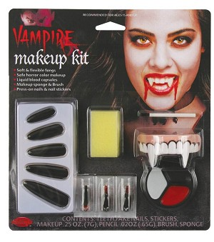 Vampiress Makeup Kit