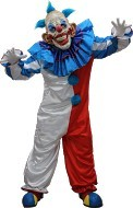 Dammy The Clown Costume
