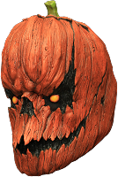 Pumpkin Jack Mask