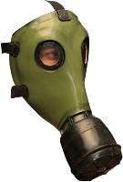 GP-5 Green Gas Mask