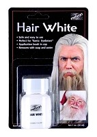 Mehron Hair White 1 oz