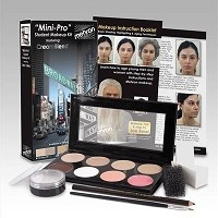 Mehron Mini-Pro Makeup Kit - Fair/ Olive Fair
