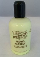 Mehron Liquid Makeup Glow in the Dark 4.5oz