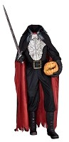 Animated Life-Size Headless Horseman Prop