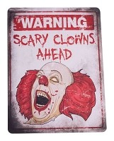 Scary Sign Assortment