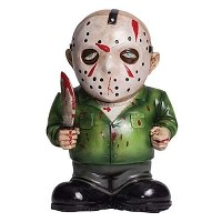 Jason Voorhees Lawn Gnome Prop