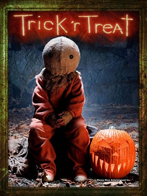 Trick 'r Treat Sam Lite Up Portrait