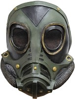 M3A1 Latex Gas Mask