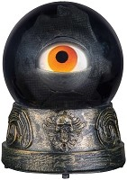 Animated Crystal Ball with Eyeball Prop