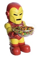 Ironman Candy Holder
